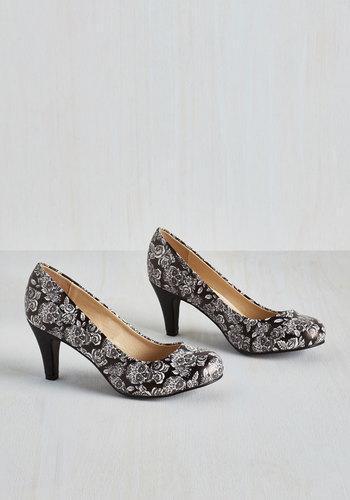 Calavera Flair Heel $74.99 AT vintagedancer.com