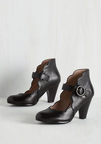 Ticket to Thrive Heel in Black $139.99 AT vintagedancer.com