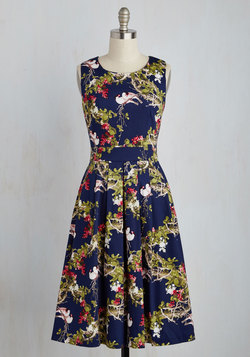 Executive Branches Dress in Navy