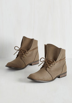 Whole Java Love Bootie in Taupe