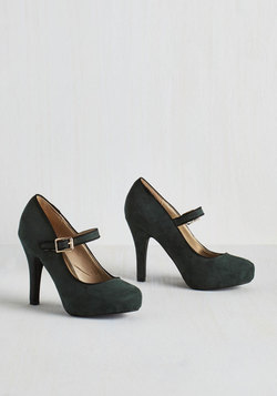Balcony Believer Heel in Conifer