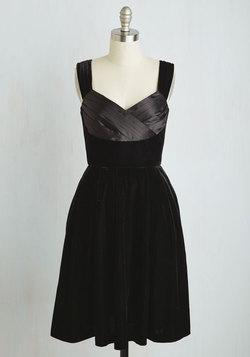 Va Va Velvet Dress