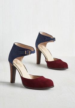 Hopeful Heel in Colorblock