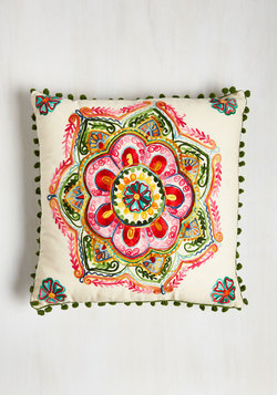 Cheerful Chill Out Pillow