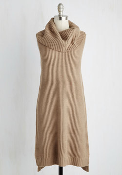 Getting Sweater All the Time Dress