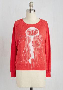 Totes Jelly Sweatshirt