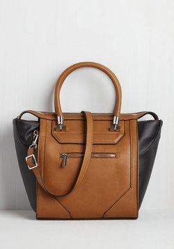 Cabaret Crawl Bag in Chestnut
