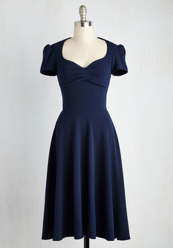 Acceptance Letter Celebration Dress $79.99 AT vintagedancer.com