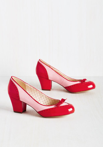 How Do You Doo-Wop Heel $71.99 AT vintagedancer.com