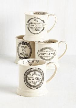 Absolutely Positive Mug Set