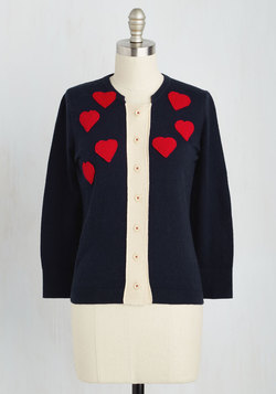 Heart-Cover Copy Cardigan