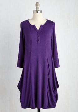 Low-Key Glow Dress