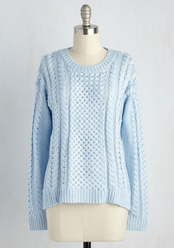 Tranquil Teachings Sweater