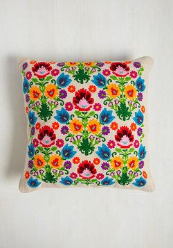 Sofa, So Good Pillow