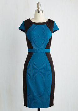 Textured Temptation Dress