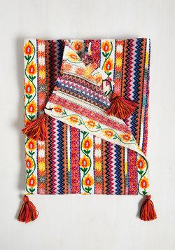 Pitter Patterns Blanket