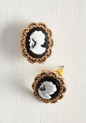 Antiquing Enthusiast Earrings