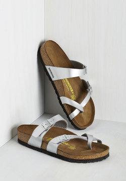 Sense of Wonder Sandal in Silver