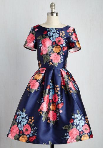 English Garden Getaway Dress