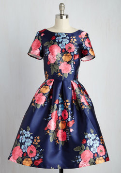 English Garden Getaway Dress