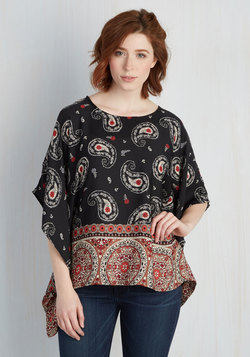 Serene Sentiments Top