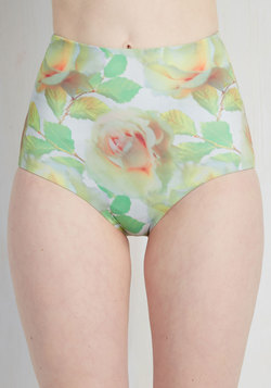 Shoreline Glory Reversible Swimsuit Bottom