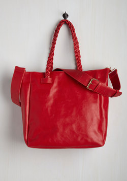 Tote With a Twist Bag