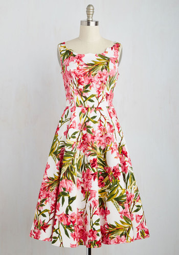 Romance Ready Dress $89.99 AT vintagedancer.com