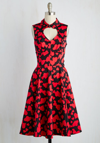 Amour Than Welcome Dress $89.99 AT vintagedancer.com