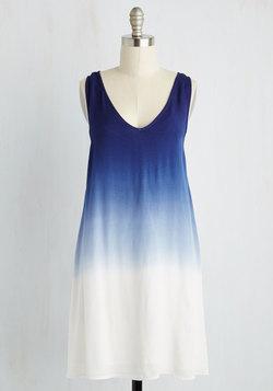 All In Favor, Say Dye! Dress in Navy