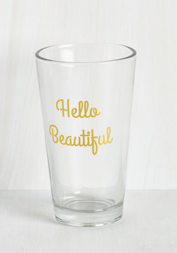 Smile From Cheers to Cheers Glass