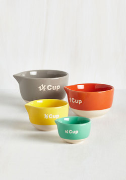 Bake a Day of It Measuring Cup