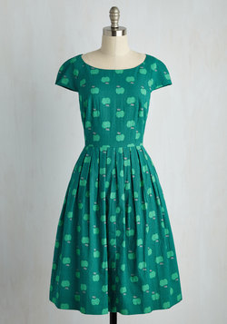 Unmatched Panache Dress in Apples