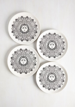 Oh Sol Hungry Plate Set