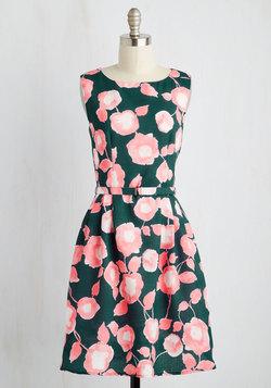 Botanist Conference Dress