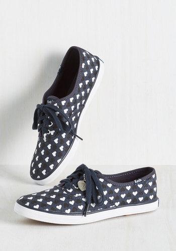 Let's Walk About Love Sneaker