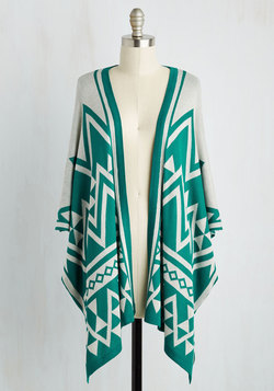 Engaging Angles Cardigan