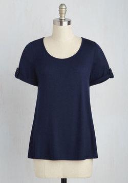 Downtime is of the Essence Top in Navy