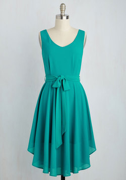 The Dancer to Your Questions Dress