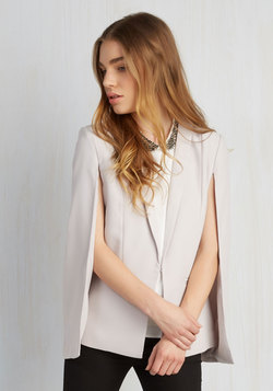 Effortless Ensemble Blazer in Parchment
