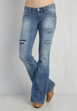 Worn to Secrecy Jeans