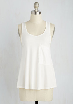 Smart Starting Point Top in White