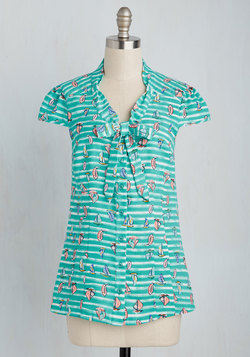 Freelance Spirit Top in Sailboats