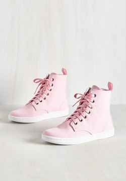 One Act Playful Sneaker in Pink