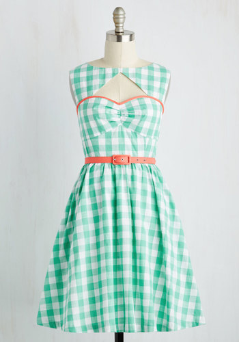 Cookout on the Town Dress