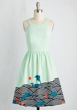 Mine All Design Dress