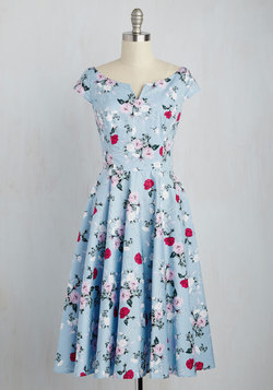 Sculpture Garden Gala Dress