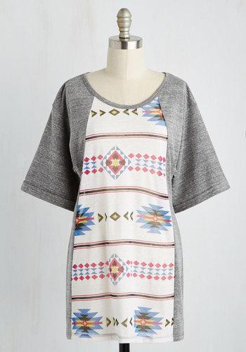 Art-tee-sia Tunic plus size,  plus size fashion plus size appare