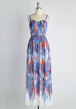 Brushstroke to Conclusions Dress
