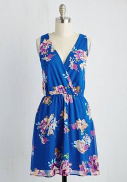 Botanical Garden Gambol Dress